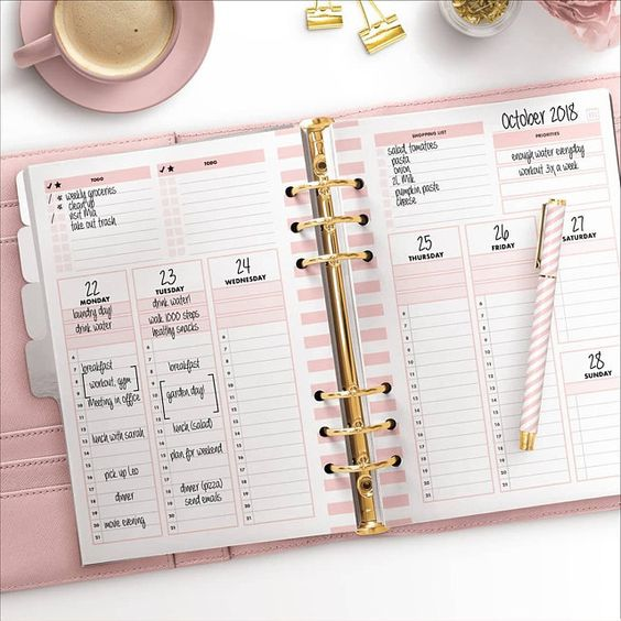 What Your Weekly Budget Planner Should Look Like
