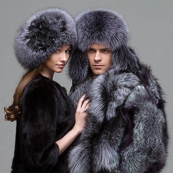 fur felt hats and clothes