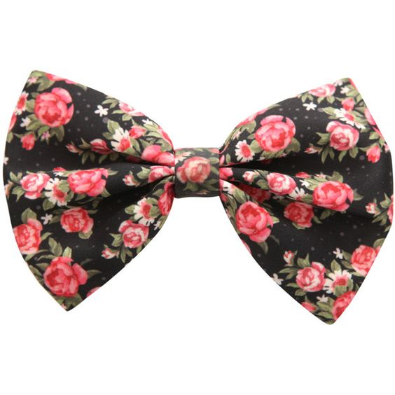 LOVEsick Floral Bow Hair Clip   Hot Topic (£4.36) ❤ liked on Polyvore featuring accessories, hair accessories, bows, hair, hair bow accessories, barrette hair clips, floral hair clips, floral hair accessories and bow hair clip