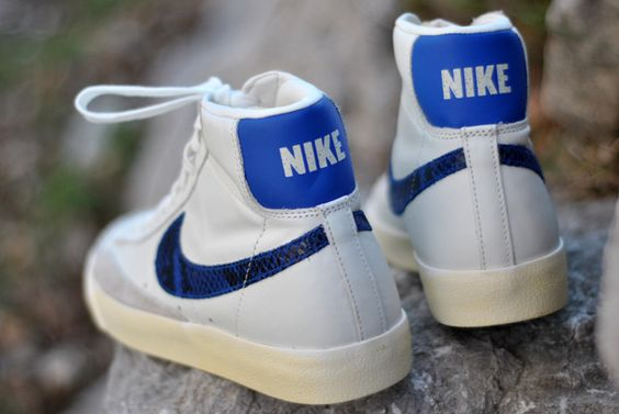 A.P.C. x NIKE : Baskets Blazer Homme | footwear. | Pinterest | Blazers, Apc  and Kawaii fashion