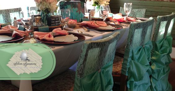 Having a bridal or baby shower? Silver Sycamore Tearoom is the perfect place to host it!!