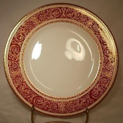 Royal Doulton China Buckingham Pattern H4971 Dinner Plate