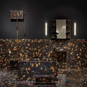 Max+Lamb+installs+multicoloured+manmade-marble+bathroom+at+Design/Miami+Basel+2015