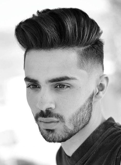 High Volume Brush Up Fade Brushuphairstylesformen Undercut Hairstyles Mens Hairstyles Undercut Mens Haircuts Fade