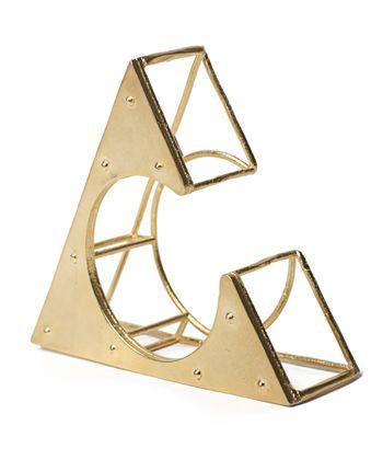3-D Triangle Cuff / CHRIS HABANA