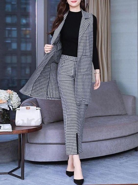 Стильная одежда на работу для девушки модельное агенство спасск дальний