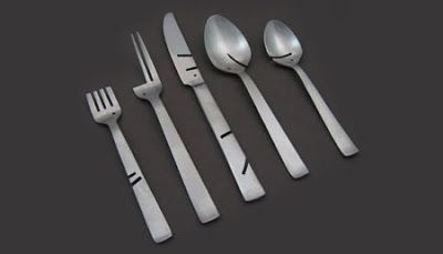Steve's Cutlery: Each of these are handcrafted and have their own character.