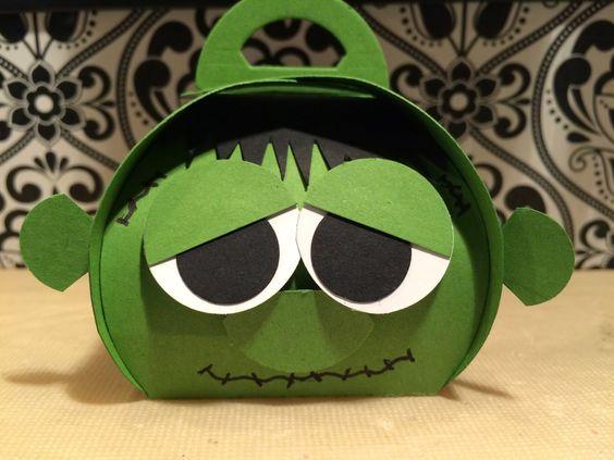 Print Hélène: Inspiration Halloween 2014 - Decorative box