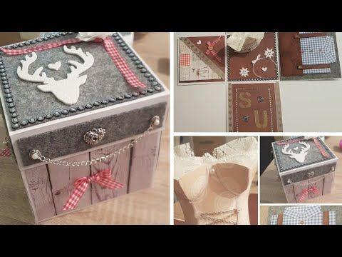 Explosion Gift Box Wedding Bavarian Trachten Style Explosionsbox Hochzeit Bayrisch Geldgeschenk Youtube Geschenke Geschenkbox Hochzeit Karte Hochzeit
