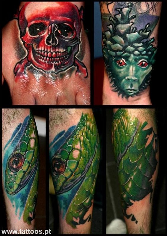 Tatuagens Portugal