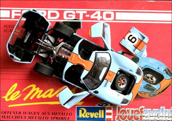Todos os tamanhos | Ford GT40 By Jouef (Universal Hobbies) | Flickr – Compartilhamento de fotos!