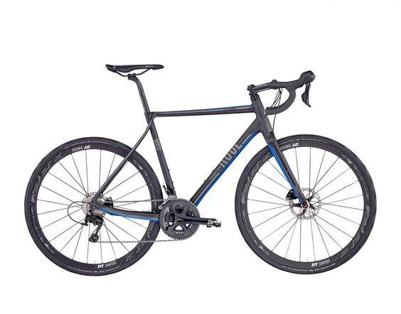 ROSE TEAM DX CROSS-2000 AR anodized-black/blue