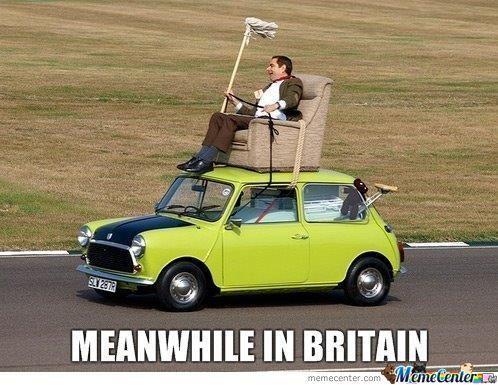 Mr Bean Meme | Mr Bean! - Meme Center