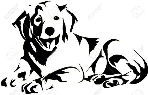 Labrador Silhouette Stock Photos, Pictures, Royalty Free Labrador ...