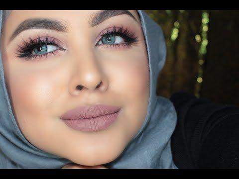 طريقة رسم الآيلاينر و تركيب الرموش Youtube Eye Makeup Make Up Makeup