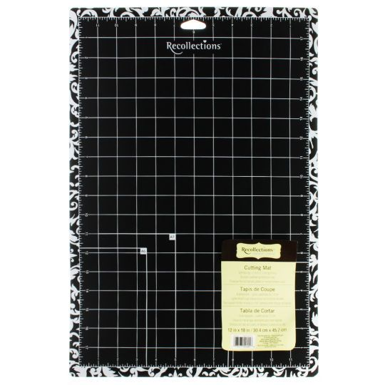 Protect your table top from sharp blades, writing instruments and other art and craft articles w...