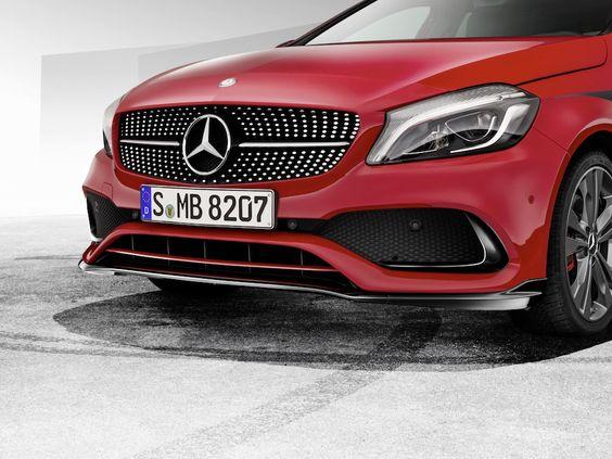 Exklusives AMG Zubehör für die Mercedes-Benz A-Klasse (W176)