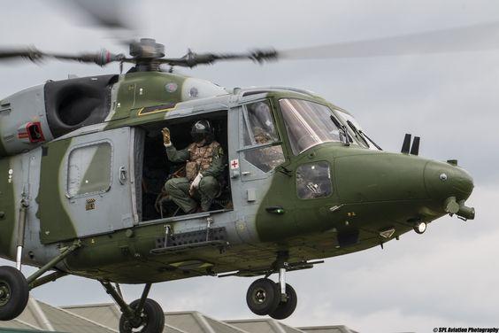 Westland Lynx AH9A - Army Air Corps