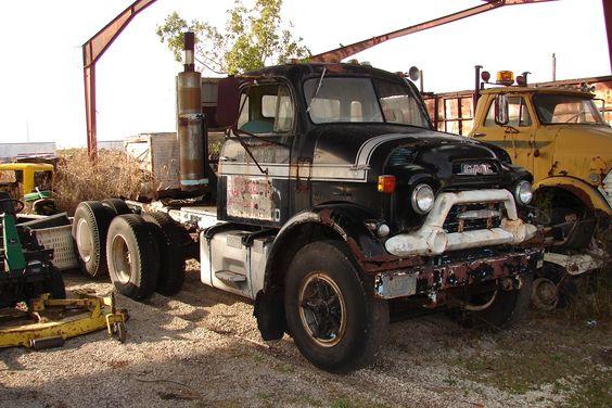 1958 gmc semi truck big rigs and tow trucks pinterest models semi trucks and trucks. Black Bedroom Furniture Sets. Home Design Ideas