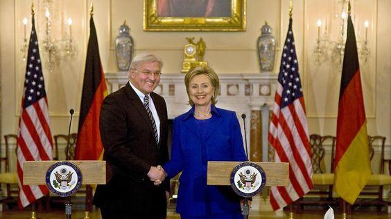 """Steinmeier wird """"echt bange"""": Auswärtiges Amt warnt vor Trump"""