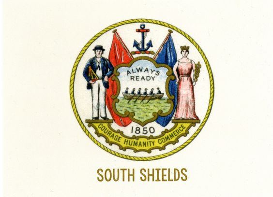 The South Shields Coat of Arms