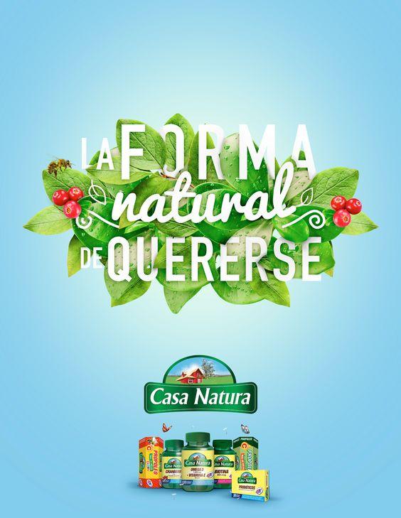 La forma natural de quererse - Casa Natura on Behance