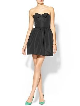 RED Valentino Strapless Bow Dress - Piperlime - everything is so ...