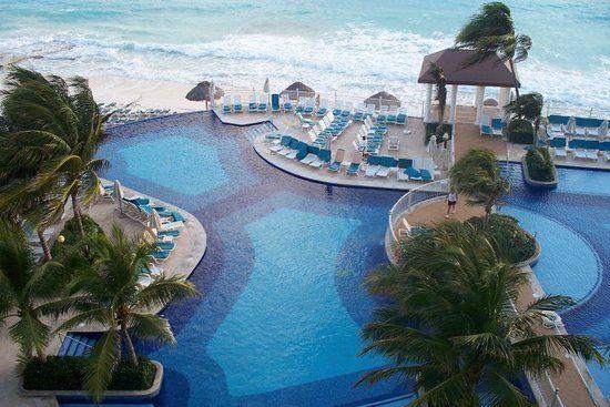 Pin On Riu Cancun
