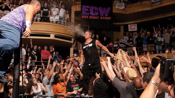 A look back at ECW One Night Stand #wrestling
