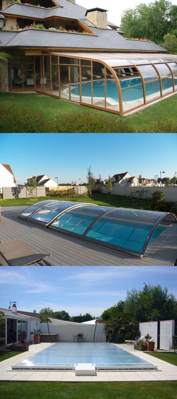 Cubiertas De Piscinas Indoor Pool Design