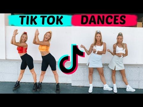 New Best Tik Tok Dance Trends The Rybka Twins Youtube Twins Famous Twins Tik Tok