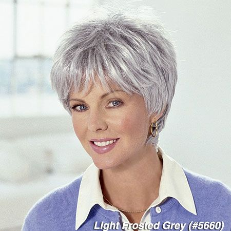 short frosted hair styles pictures with frosted hair frosted grey 5660 2870 | b7590ca6810a75da2e638ca6f14f3387