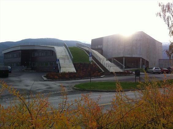 Voss Kulturhus, Norway