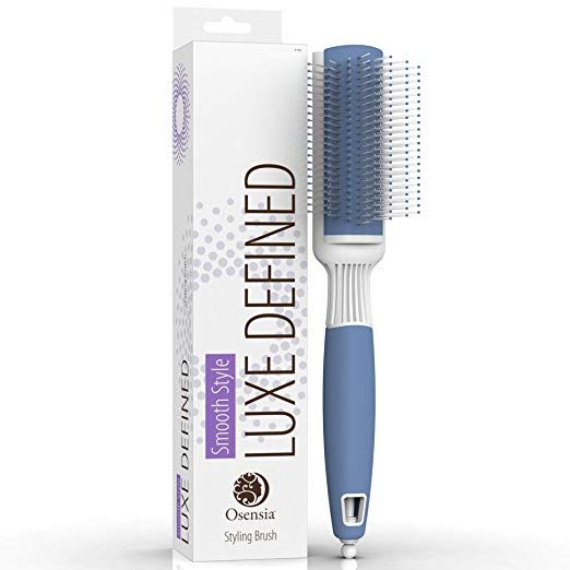 Luxe Defined Curl Brush Detangler Customizable Natural Hair Brush With 7 Removable Rows Curl Enhancer For Styli Hair Brush Natural Hair Brush Curl Enhancer