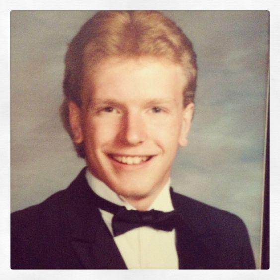 Bart Fricks his senior year