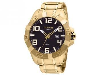 Relógio Masculino Technos 2315ABA/4P Analógico - Resistente à Água