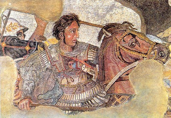cavalo de alexandre o grande Bucéfalo
