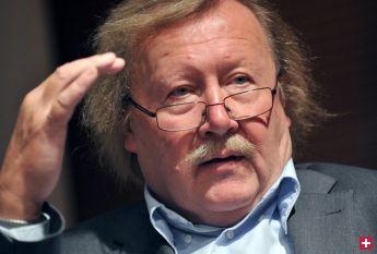Peter Sloterdijk gilt als einer der bekanntesten Philosophen Deutschlands. Im Interview mit Cicero spricht er über Merkel und die Flüchtlingskrise.