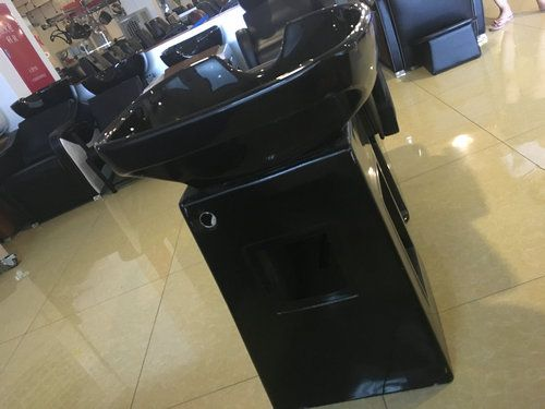 China Lay Down Hairdresser Hair Wash Basin Bed Backwash Shampoo Units Beauty Spa Equipment Hair Salon Furniture M Washing Hair Hair Salon Chairs Manicure Table