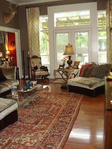 Living Spaces | Penny Bowen Designs Location: Columbus, MS
