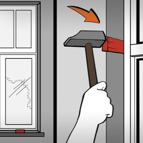 Fenster Einbauen Schritt Fur Schritt Fenster Einbauen Fenster Fenster Und Turen