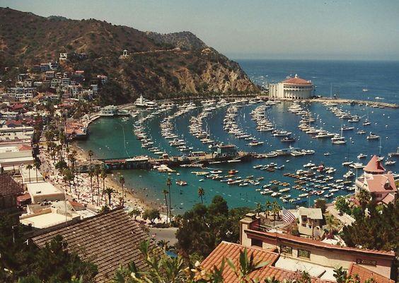 Avalon, Isla Santa Catalina, California, Islas para visitar en Estados Unidos