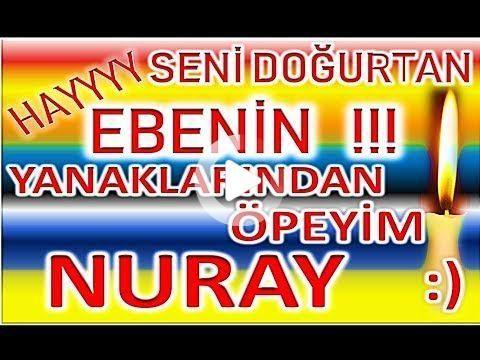 Happy Birthday Nuray Name Special Funny Birthday Song Dogum Gunu Sarkilari Komik Dogum Gunu