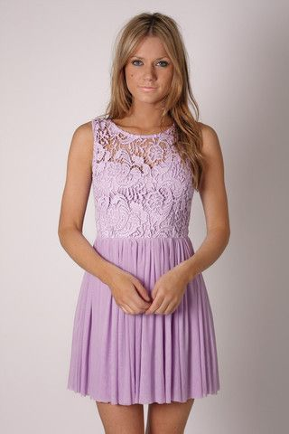 Love this color and lace