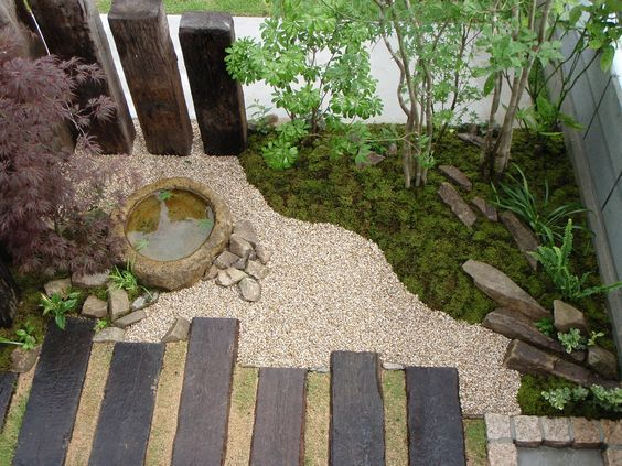 Best Minimalist Garden Design Ideas Minimalistgarden Gardendesign Small Japanese Garden Japanese Garden Zen Rock Garden