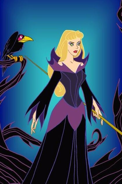 These Disney Princesses Gone Bad Look So, So Good