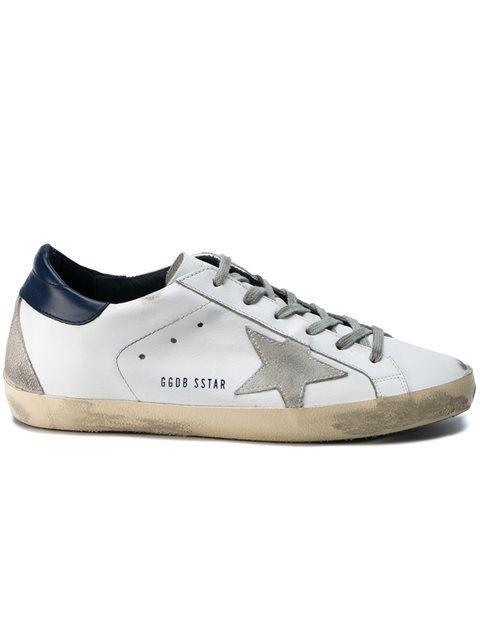 Achetez Golden Goose Deluxe Brand 'Super Star' sneakers en Browns from the…