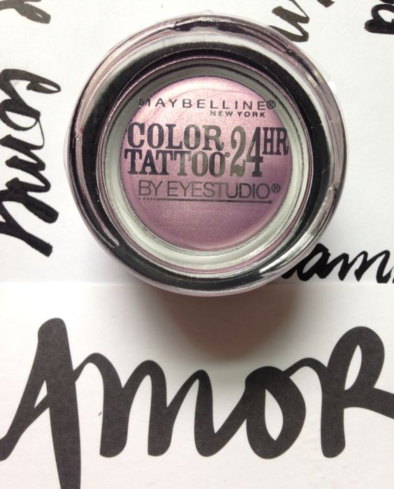 Maybelline Color Tattoo in Hibiscus Heartbreak, new for spring 2015, limited edition. New & sealed. $14.