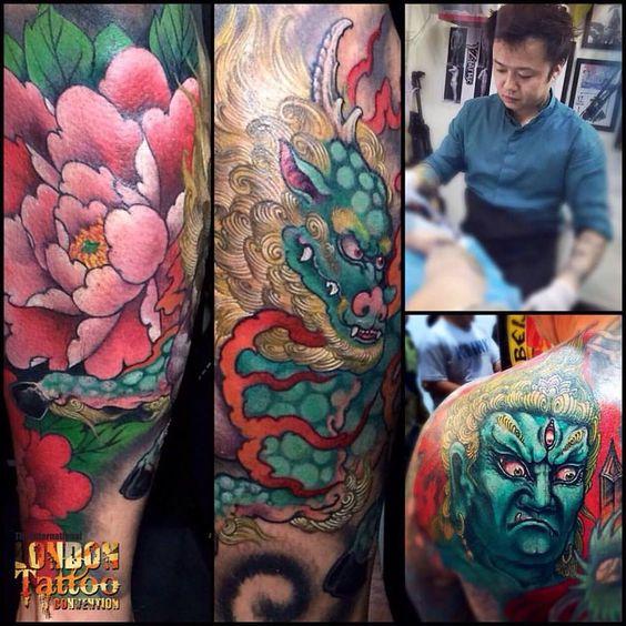 Jade china and dragon on pinterest for Jade dragon tattoo