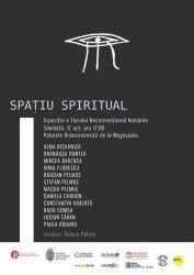 """Expoziția """"Spațiu spiritual"""", 17 octombrie – 10 noiembrie 2015 Vernisajul va avea loc sâmbătă, 17 octombrie, ora 17,Centrul Cultural Palatele Brâncovenești de la Mogoșoaia .  A consemnat pentru Jurnalul Bucurestiului: Claudiu Victor Gheorghiu , pictor iconar, istoric, consilier al Comitetului Director al Asociatia Filiala Arta Religioasa si Restaurare a UAP – AFAPRR a Uniunea Artiștilor Plastici din România ."""